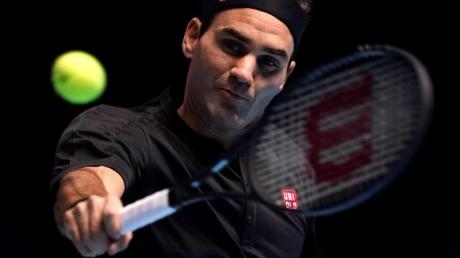 Roger Federer hat seine Teilnahme am ATP-Cup abgesagt. Foto: John Walton/PA Wire/dpa