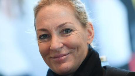 Die ehemalige Bundestrainerin Barbara Rittner freut sich über die Verpflichtung von Dieter Kindlmann als neuen Trainer von Angelique Kerber.