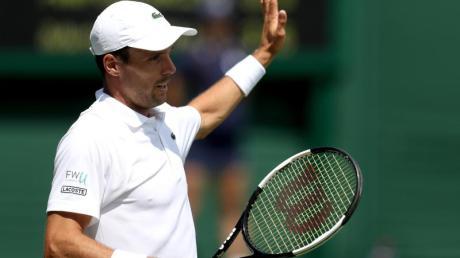 Spielt beim Davis Cup doch noch für das spanische Team: Roberto Bautista Agut.