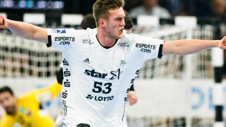 Nikola Bilyk war gemeinsam mit Niclas Ekberg Kiels erfolgreichster Werfer.