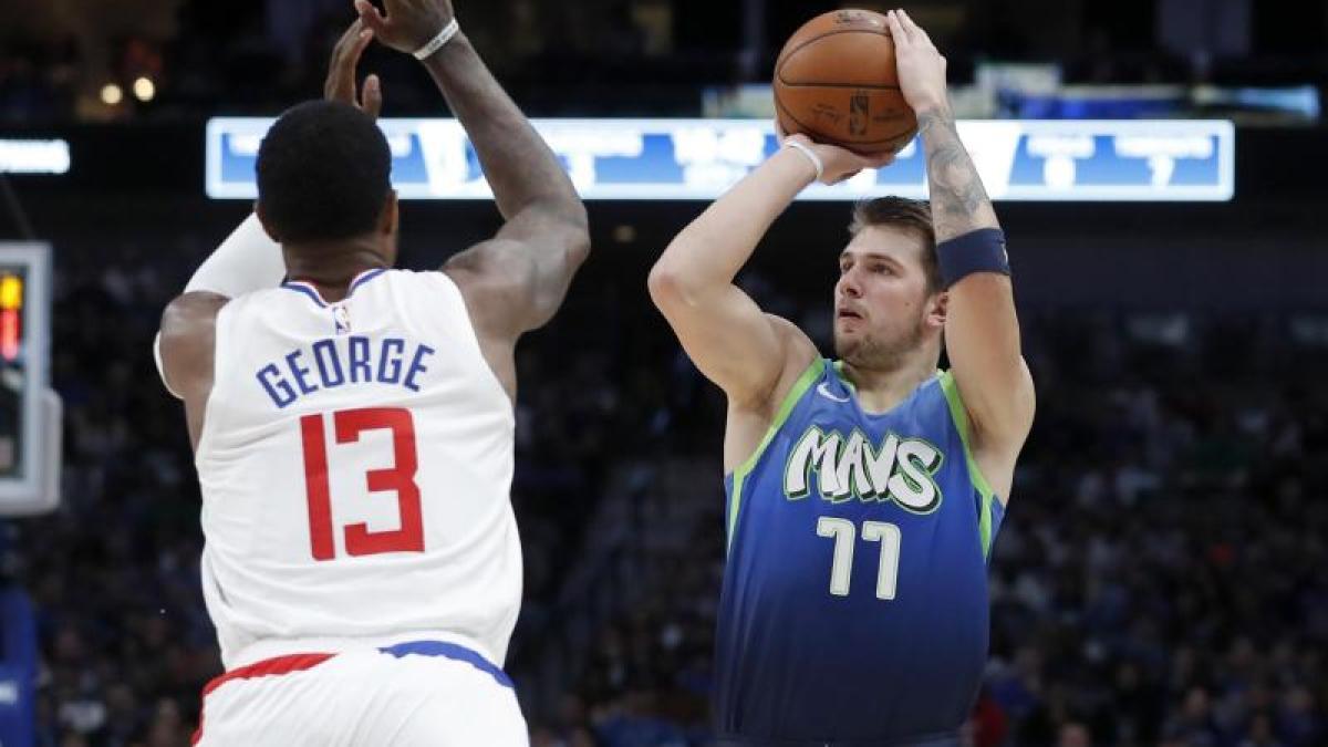 Mavericks Gegen Clippers