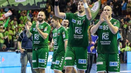 Die Füchse Berlin starten wieder im EHF-Pokal.
