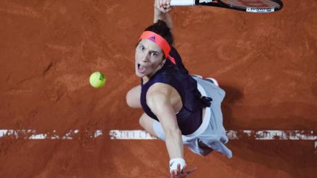 Tennisspielerin Andrea Petkovic moderierte erstmals die ZDF-«Sportreportage».