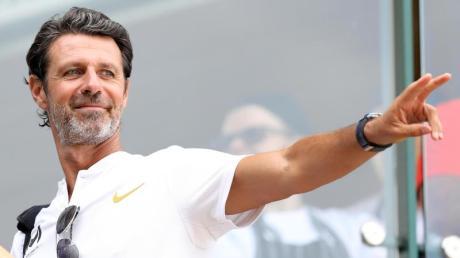 Tennis-Trainer Patrick Mouratoglou hat die Spielweise von Alexander Zverv analysiert.