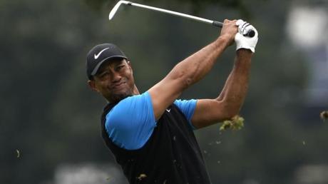 Tiger Woods wird nicht in Saudi-Arabien am Start sein.