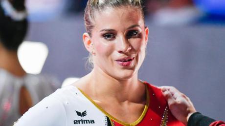 Deutschlands Turnerin des Jahres 2019: Elisabeth Seitz.