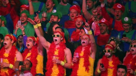 Die Darts-WM in London wird nicht nur in der Halle ein Zuschauermagnet sein.