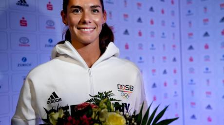 Kira Walkenhorst kehrt in den Beachvolleyball-Sport zurück.