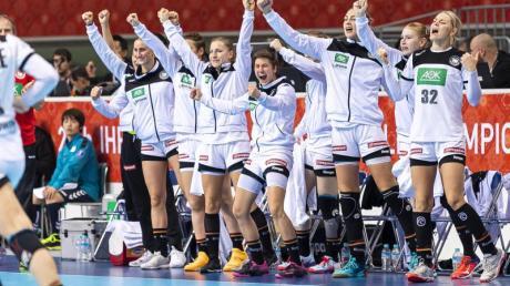Im Spiel um Platz sieben gegen Schweden geht es für die _DHB-Frauen bei der WM in Japan um alles oder nichts.