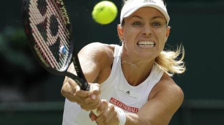 Angelique Kerber denkt noch nicht an das Ende ihrer Karriere.
