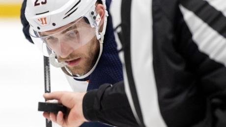 Leon Draisaitl spielt in der NHL für die Edmonton Oilers.