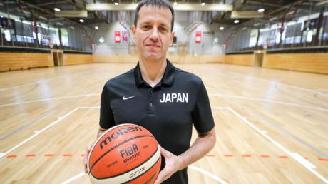 Arbeitet in Japan: Torsten Loibl.