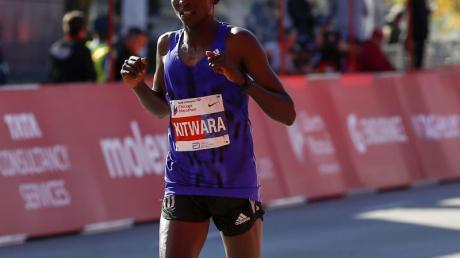 Wurde für 16 Monate gesperrt: Sammy Kitwara aus Kenia.