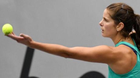 Verspricht für jedes Ass während der Australian-Open-Tour 100 Dollar zu spenden: Julia Görges.