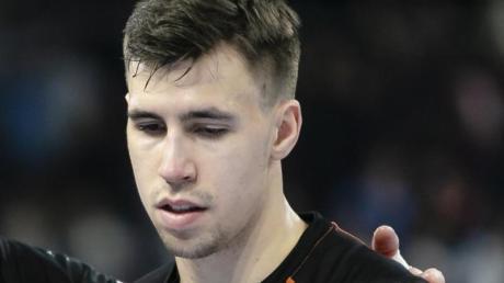 Fällt verletzt für Hannover-Burgdorf und Kroatiens Nationalteam aus: Ivan Martinovic.