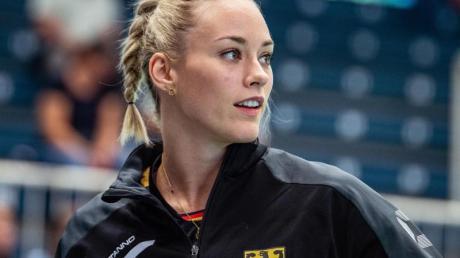 Louisa Lippmann steuerte gegen Belgien starke 30 Punkte bei.