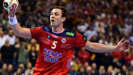 Sander Sagosen ist der Superstar der norwegischen Handballer.