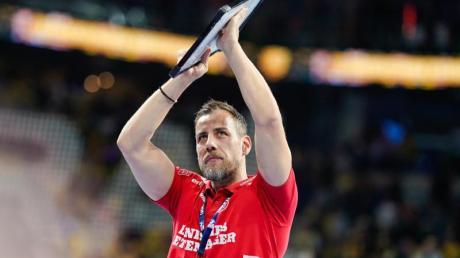 Flensburgs Trainer Maik Machulla ist von der Handball-EM bisher begeistert.