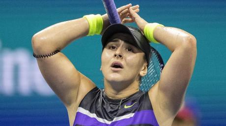 Verpasst die Australian Open: Bianca Andreescu.
