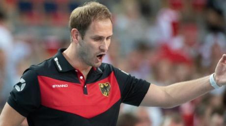 Hat mit Deutschlands Volleyballerinnen die Olympiateilnahme verpasst: Bundestrainer Felix Koslowski.