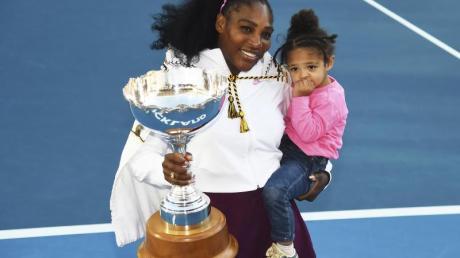 Konnte erstmals als Mutter einen Turniersieg feiern: Serena Williams.