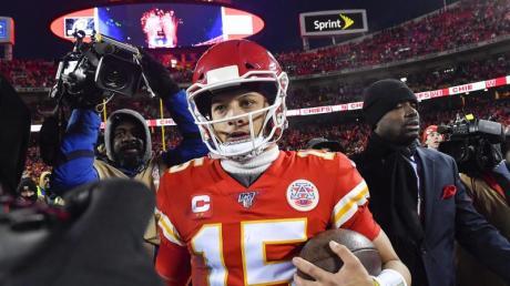Führte die Kansas City Chiefs zum Sieg: Star-Quarterback Patrick Mahomes.