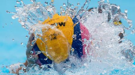 Das deutsche Wasserballteam spielt bei der EM um die Olympia-Teilnahme.