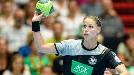 Wechselt aus Frankreich zur SG BBM Bietigheim: Nationalspielerin Xenia Smits.