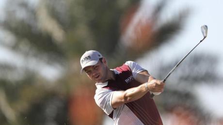 Martin Kaymer spielt derzeit beim Turnier in Abu Dhabi.