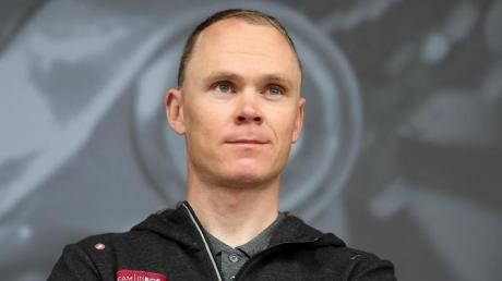 Hat seinen fünften Tour-Sieg als großes Ziel:Radstar Chris Froome.