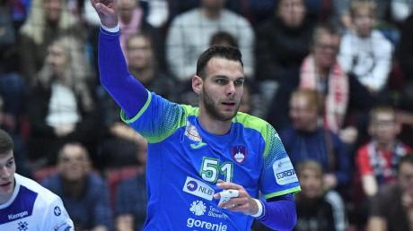Feierte mit Slowenien einen Sieg gegen Island: Borut Mačkovšek.
