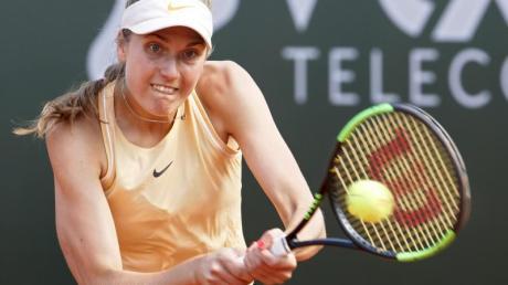 Schlägt zum ersten Mal in der Hauptrunde der Australian Open auf: Antonia Lottner.