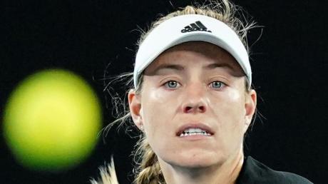 Angelique Kerber trifft zum Auftakt der Australian Open auf die Qualifikantin Elisabetta Cocciaretto.