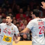 Handball-EM 2020 - Spielplan, Zeitplan, TV-Termine, Übertagung live im TV und Stream: Im Finale spielt Spanien gegen Kroatien.