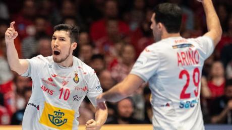 Handball-EM 2020 - Spielplan, Zeitplan, TV-Termine, Übertagung live im TV und Stream: Im Finale spielt Spanien heute gegen Kroatien.