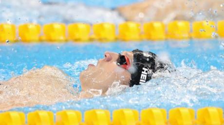 Will in Luxemburg die Olympia-Qualifikation meistern: Philipp Heintz.