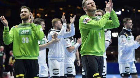 Die deutschen Handballer feierten mit dem Sieg gegen Portugal im Spiel um Platz 5 einen versöhnlichen EM-Abschluss.