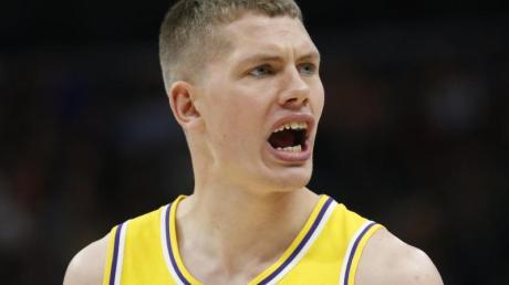Reagierte bestürzt auf die Nachricht vom Tod Kobe Bryants.