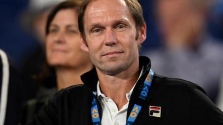 Rainer Schüttler, Kapitän des deutschen Fed-Cup-Teams.