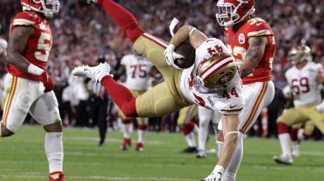 Der Super-Bowl wird auch in den nächsten Jahren von ProSieben übertragen.