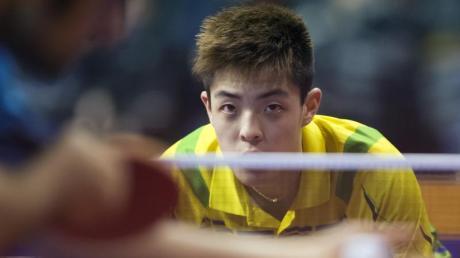 Tischtennisspieler Qiu Dang hat zum ersten Mal in seiner Karriere ein internationales Turnier gewonnen.