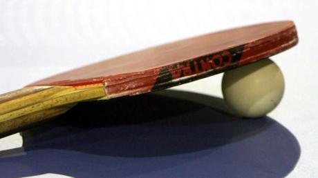 Der Ball ruht: Der Tischtennis-Verband ITTF berät über eine mögliche WM-Absage.
