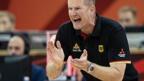 Will mit Deutschlands Basketballern zu Olympia: Henrik Rödl.