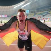 Könnte einen Absage der Olympischen Spiele verstehen: Für Zehnkämpfer Niklas Kaul ist die Gesundheit wichtiger.