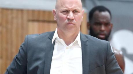 Bleibt Trainer in Würzburg: Denis Wucherer.