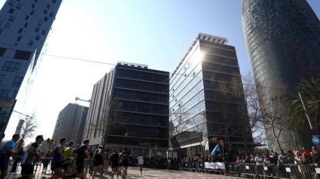 Der Barcelona-Marathon wird in den Herbst verschoben.