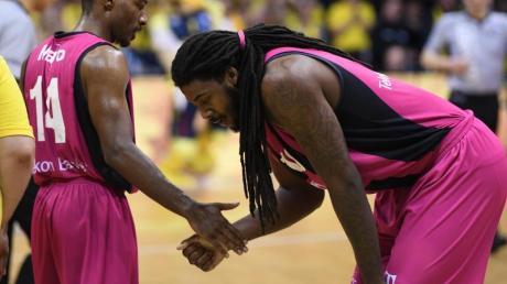 Die Telekom Baskets müssen gegen AEKAthen ohne Zuschauer antreten.