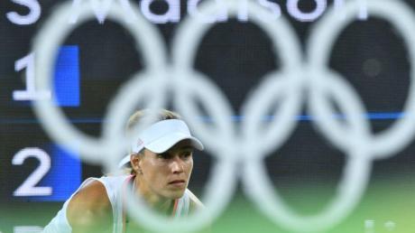 Würde gerne wieder an den Olympischen Spielen teilnehmen: Angelique Kerber.