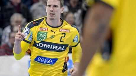 Rechnet mit einem Abbruch der Bundesliga-Saison: Andy Schmid von den Rhein-Neckar Löwen.
