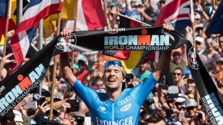 Patrick Lange hat bereits zweimal den Ironman auf Hawaii gewonnen.